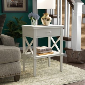 Three Posts Meansville Chairside Table