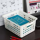 Iris Plastic Storage Basket