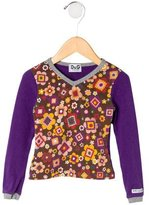 Dolce & Gabbana Girls' Printed Top