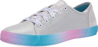 Keds Girl's Kickstart Herringbone Sneaker