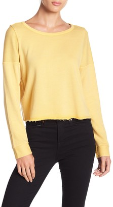 Melrose and Market Cropped Pullover Sweater (Regular & Petite)