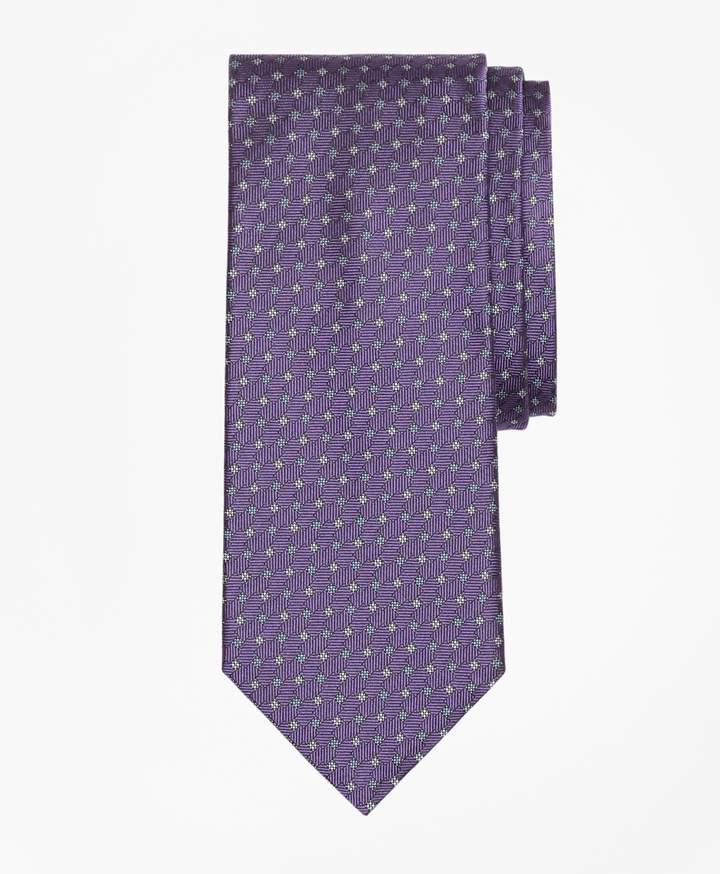 Brooks Brothers Parquet Tie