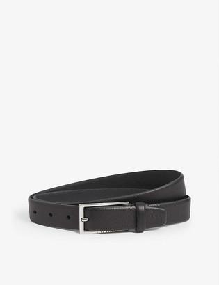 HUGO BOSS Carmello leather belt