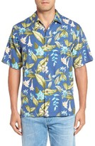 Tommy Bahama Men's Briga Blooms Original Fit Camp Shirt