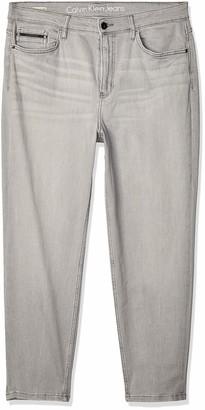 Calvin Klein Jeans Women's High Rise Ankle Skinny Denim Jean