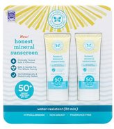 The Honest Company Mineral Based Sunscreen SPF 50 (6oz)