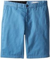 Volcom Frickin Chino Shorts (Big Kids)