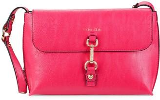 Calvin Klein Textured Faux Leather Crossbody Bag