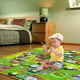 Baby Kid Toddler Crawl Play Game Mat Carpet Picnic Crawling Mat Waterproof