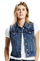 Levi's Women's Trucker Jean Vest