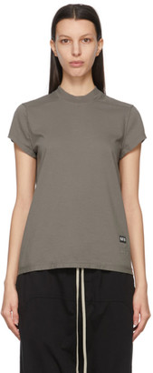 Rick Owens Taupe Small Level T-Shirt