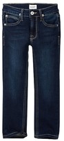 Hudson Parker Straight Knit Denim Jean (Toddler & Little Boys)