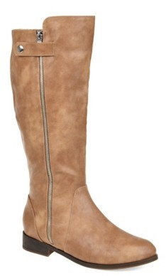 Journee Collection Kasim Extra Wide Calf Boot