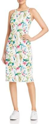 Tommy Bahama Tropicali Printed Midi Dress
