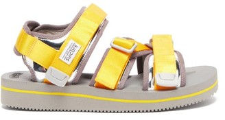 Suicoke Kisee-veu3 Technical Sandals - Yellow