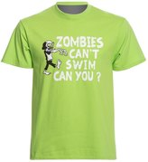 AMBRO Manufacturing Men's Zombies Short Sleeve Tee Shirt 8147910
