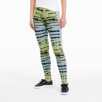 Puma Tie Dye Women's AOP Leggings