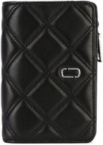 Marc Jacobs compact wallet - women - Lamb Skin - One Size