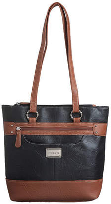 STONE AND CO Stone And Co Nancy Vinyl Tote Bag