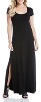 Karen Kane Cap Sleeve Maxi Dress