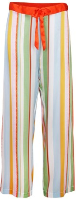 Jessica Russell Flint Kansas Summer Stripe Pyjama Bottoms