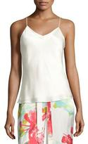 Josie Natori Key Essentials Silk Camisole