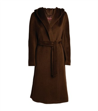Max Mara Balta Hooded Coat