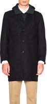 Engineered Garments Melton Chester Coat