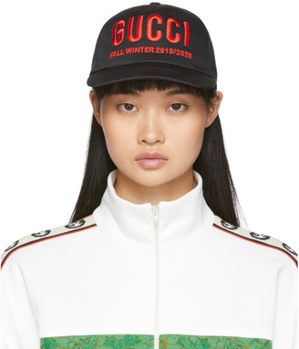 Gucci Black Fall Winter 2019/2020 Cap