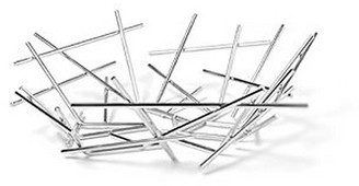 Alessi Blow up - Stainless Steel Basket