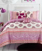 Idea Nuova Skylar Pom Pom 5-Pc. Full/Queen Comforter Set