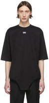 Burberry Black Jersey Logo T-Shirt