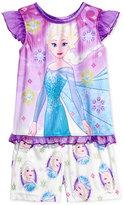 Frozen 2-Pc. Elsa Pajama Set, Little Girls (2-6X) & Big Girls (7-16)