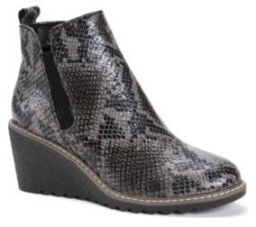 Muk Luks Women's Dionne Wedge Boots Women's Shoes