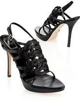 Dior Samourai Japanese Knot Platform Sandal