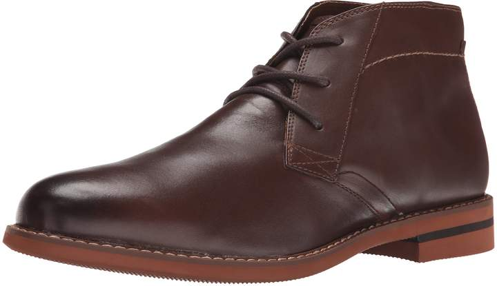 Leather Mens Brown Florsheim Shoes Work 6yfYgb7