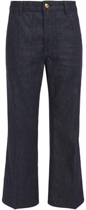 Tory Burch High-rise Kick-flare Jeans