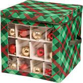 Honey-Can-Do Ornament Storage