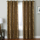 JCPenney SOFTLINE HOME FASHIONS Edison Tree Grommet-Top Curtain Panel