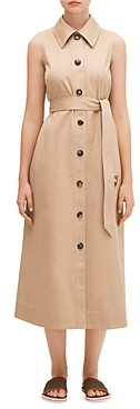 Kate Spade Classic Trench Coat Shirtdress