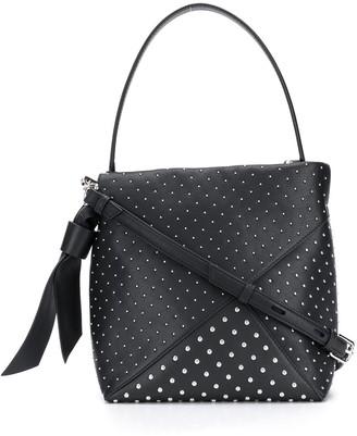 Karl Lagerfeld Paris K/Geo Small Hobo Stud Bag