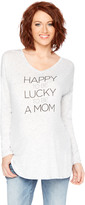 Motherhood Happy Lucky To Be A Mom