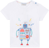 Paul Smith Nathalan Robot T-Shirt