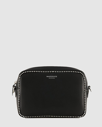 Nakedvice - Women's Leather bags - The 1995 Stud - Size One Size at The Iconic