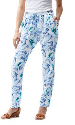 Tommy Bahama Flora Bora Easy Tapered Pant