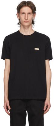Nudie Jeans Black Daniel T-Shirt