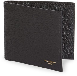 Givenchy Leather Grain Wallet