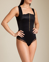Cadolle Zip-Up Bodysuit