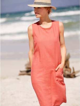 M&Co Linen pocket shift dress