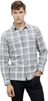 Kenneth Cole Long Sleeve Plaid Flannel